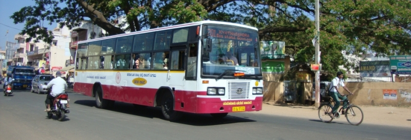 Tumkur City Transport Service